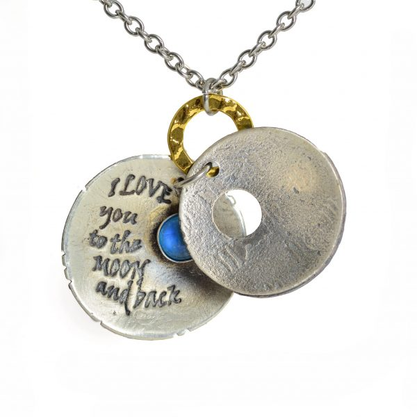 mom jewelry, love you to the moon and back locket, valentines day, college jewelry