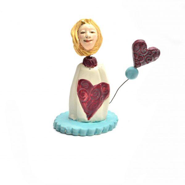 little love goddess sculpture
