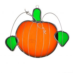 halloween decor, cheap window art, stained glass