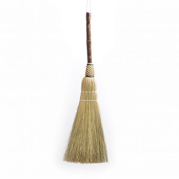 small handmade hearth broom, friendswood brooms,