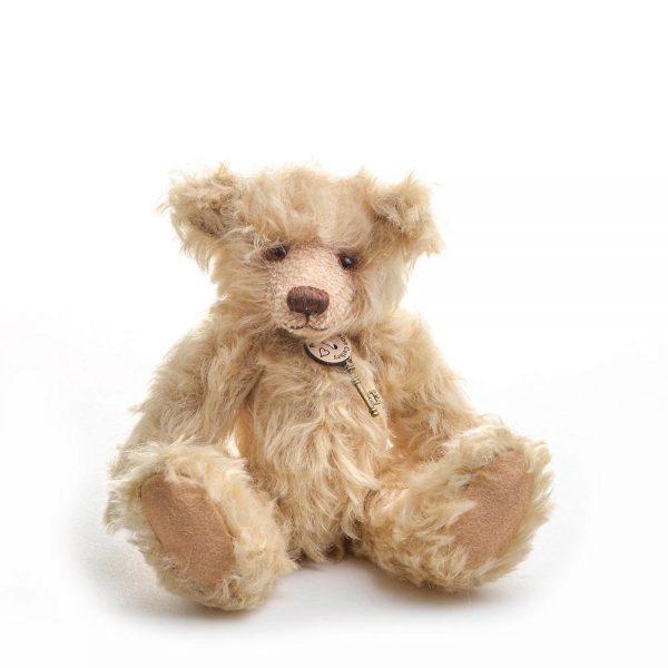 mohair teddy bear, handmade stuffed animals, family heirloom bear, beanie babies, boyd bears, collectible bears, nc fiber artist, folk art center bear