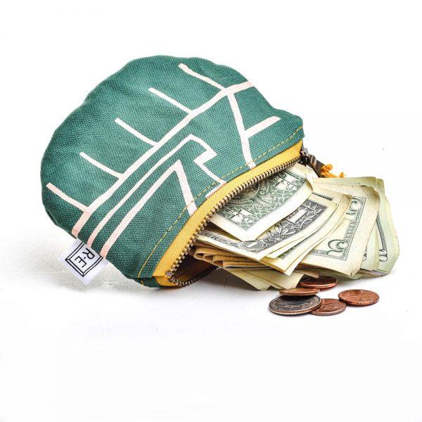 handmade coin purse, rachael elise bags, small handmade gifts, shop small