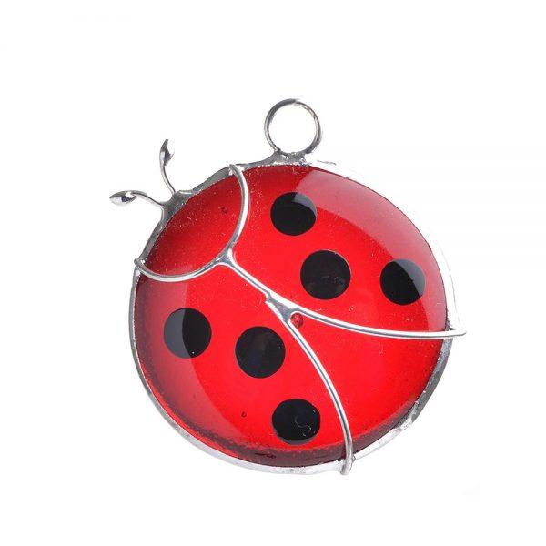 small suncatcher, good luck gift, affordable handmade suncatcher,