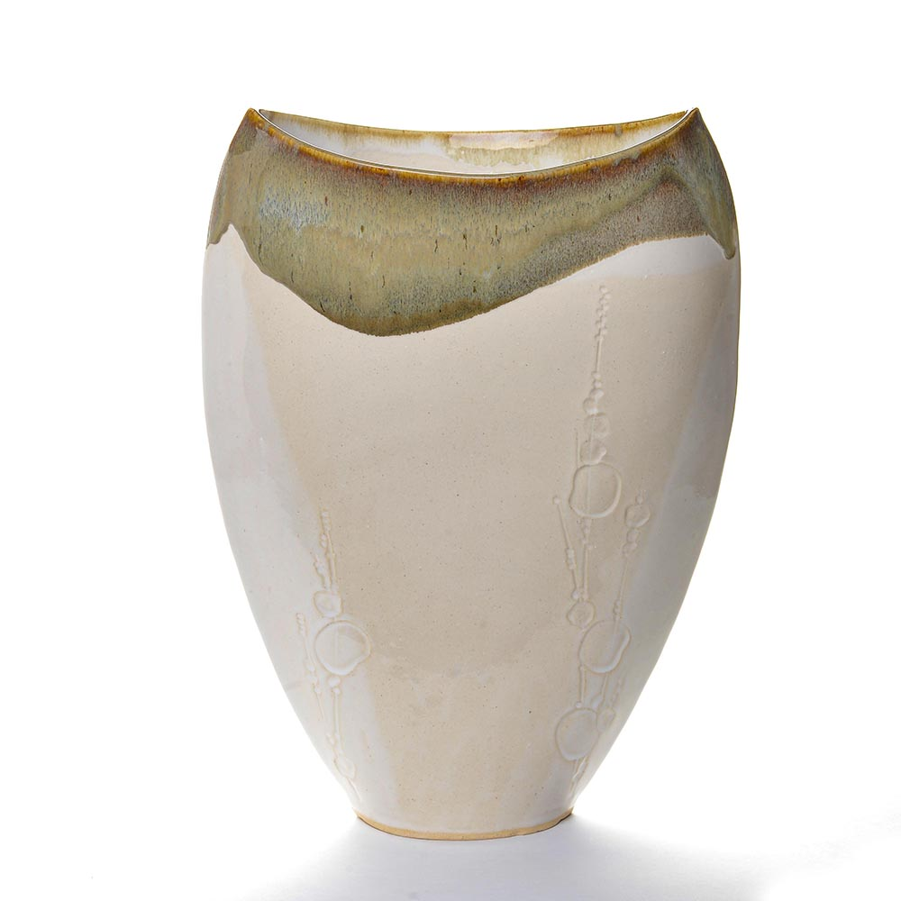 huge ceramic vase, mountain home decor, large vase,