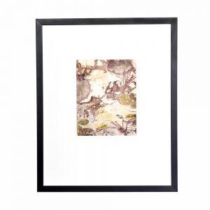 natural dye print, nature artist,