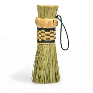 handmade pot scrubber, broom corn pot scrubber, traditional pot scrubber