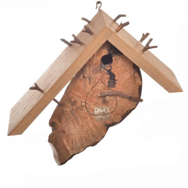 chabby chic birdhouse, mountain home birdhouse, handmade functional birdhouse,
