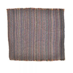 handwoven cotton hot pad,
