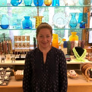 Beth Renne, Folk Art Center Shop Manager