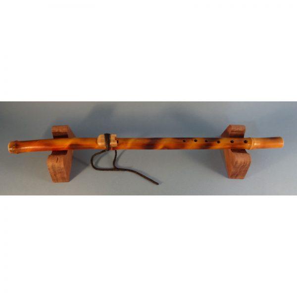 small bamboo handmade flute by Lee Entrekin