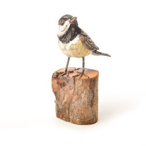 Chickadee, virginia hand carver