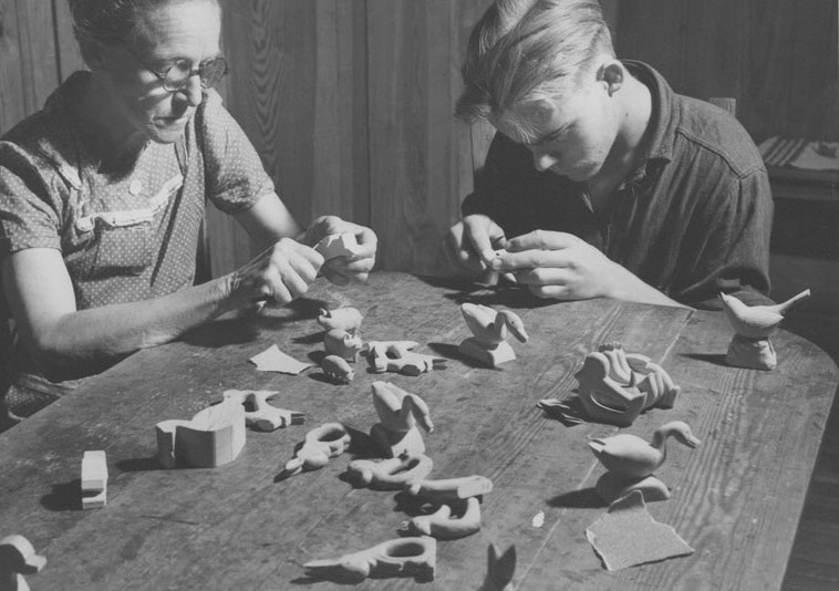 Brasstown Carvers, Brasstown Carvers Collection, Guild Archives