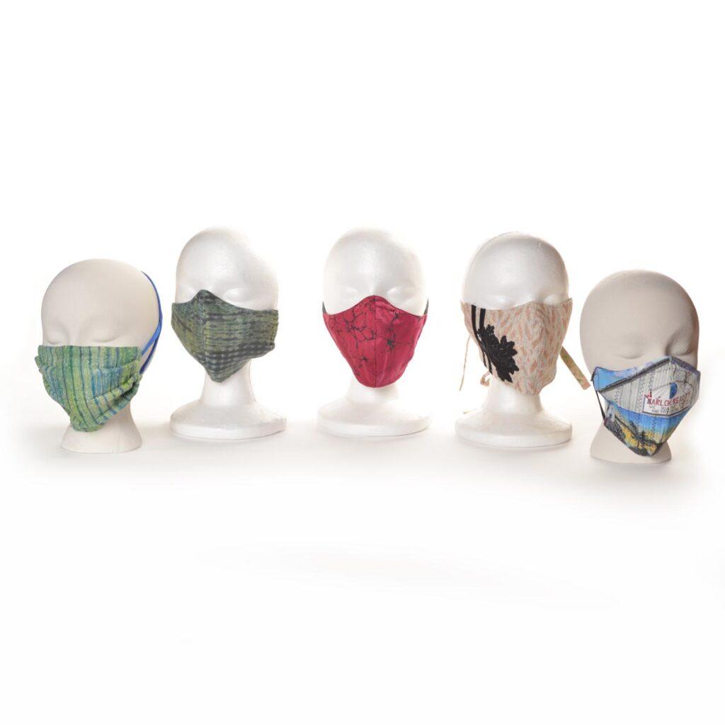 handmade masks,