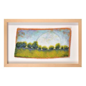 landscape embroidery,