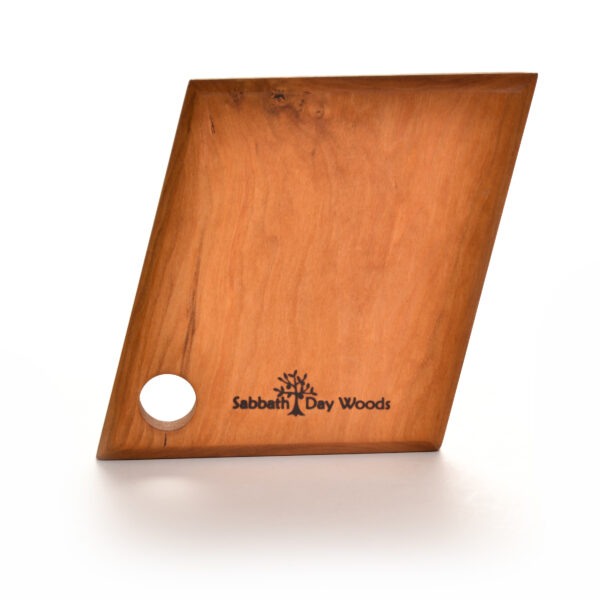 small diamond cutting board, bar cutting board