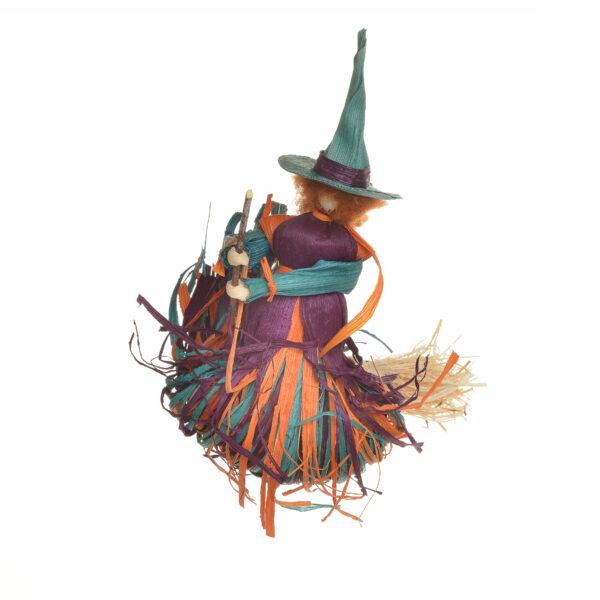 kitchen good luck corn shuck kitchen witch
