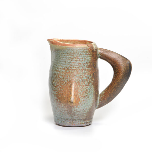 wood fired pitcher, haywood community college