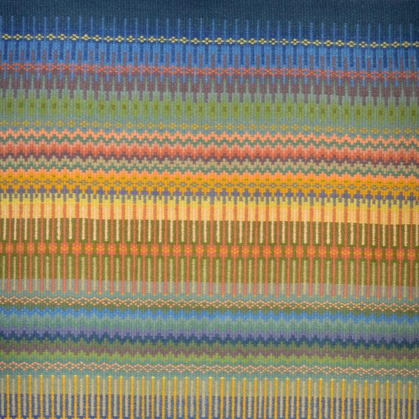 handwoven krokbragd rug