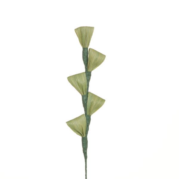 handmade corn shuck greenery for corn shuck bouquets