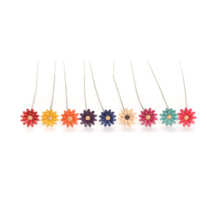 small flowers made using seeds