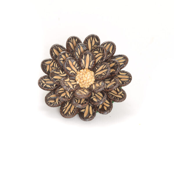 NATURAL COLORED SEED PIN