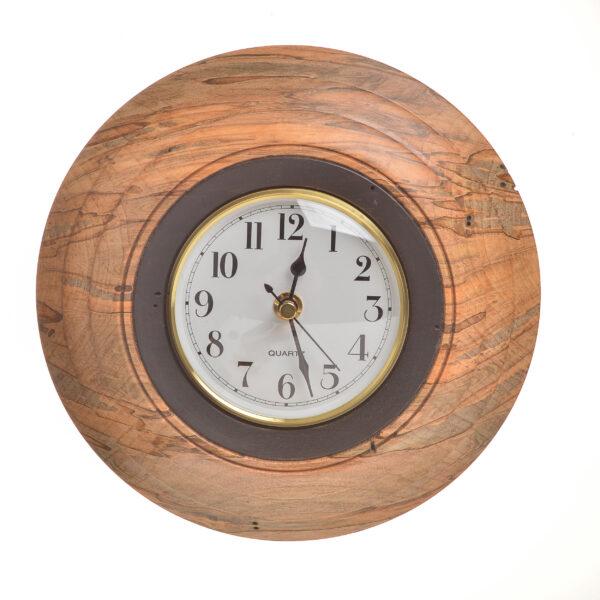 ambrosia maple wooden wall clock