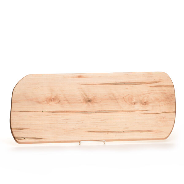 large handmade cutting boards with feet, wood charcuterie board