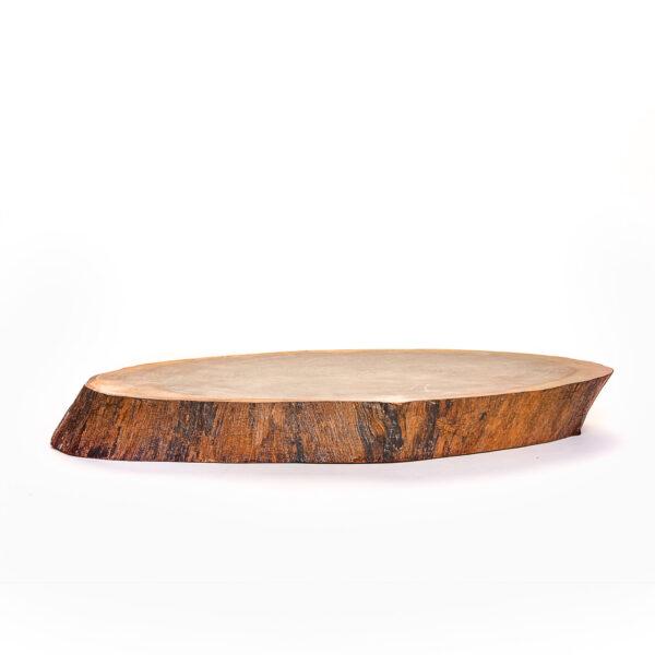 slab of black walnut cutting board, charcuterie wood slab