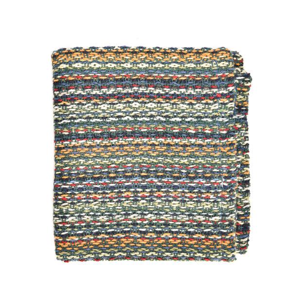 forrest handmade woven cotton dish cloth
