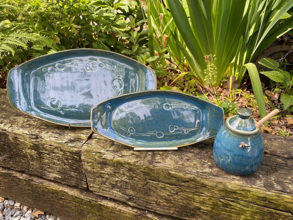 Erin Janow pottery